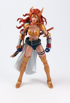 Angela Actionfigur