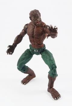 Werewolf by Night Actionfigur Marvel