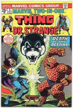 Marvel Two-in-One #6