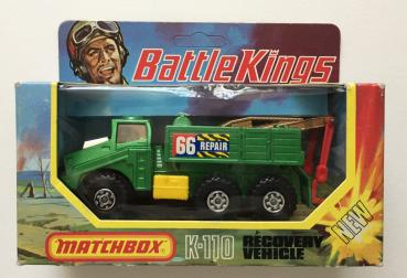 Battle Kings Recovery Vehicle #K110