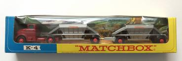 Matchbox Fruehauf Hopper Train #K-4