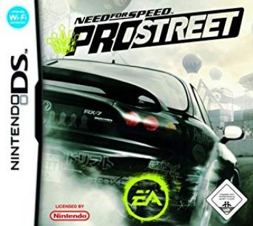 Need for Speed Pro Street - Nintendo DS