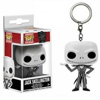 Nightmare before Christmas Jack - Funko POP! Schlüsselanhänger