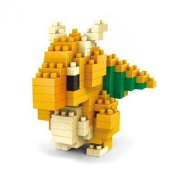 Pokémon Dragoran Nanoblocks