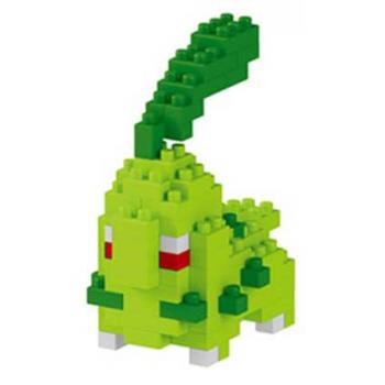 Pokémon Endivie Nanoblocks