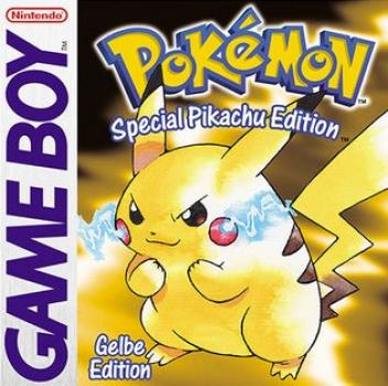 Pokémon Gelbe Edition - Game Boy