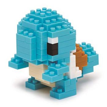 Pokémon Schiggy Nanoblocks