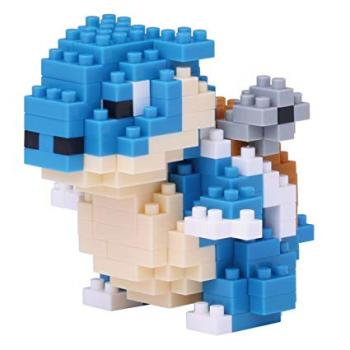 Pokémon Turtok Nanoblocks