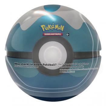 Pokémon Aquaball-Pokéball Tin Box