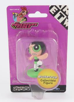 Powerpuff Girls Buttercup PVC Figur