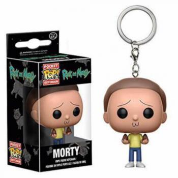 Rick and Morty (Morty) - Funko POP! Schlüsselanhänger