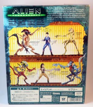 Ripley Alien Actionfigur