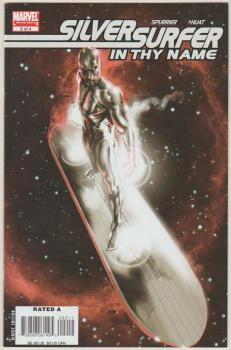 Silver Surfer In Thy Name #2