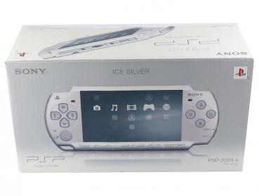 Sony Playstation Portable - Sony PSP Silber/Silver