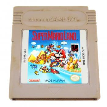 Super Mario Land - Game Boy