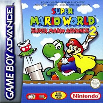 Super Mario World (Super Mario Advance 2)  - GBA