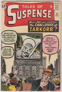 Tales of Suspense #35