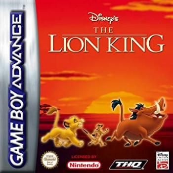The Lion King - GBA