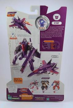 Skywarp Transformer