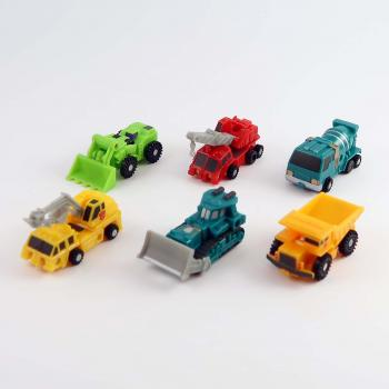 Transformers G1 Micromaster (Six Builder Cars Rare)