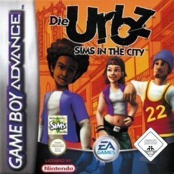 Die Urbz - Sims in the City - GBA