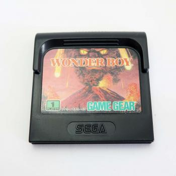 Wonder Boy - SEGA Game Gear