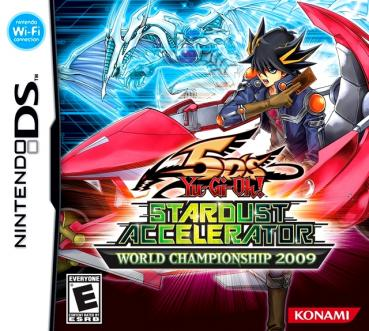 Yu-Gi-Oh! Stardust Accelerator World Championship 2009 - Nintendo DS
