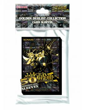 Yu-Gi-Oh! Golden Duelist Collection Sleeves / Hüllen