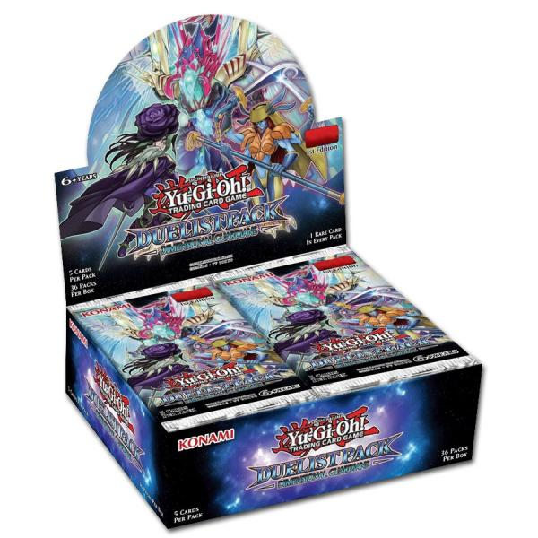 Duelist Pack: Dimensional Guardians Booster Display - Yu-Gi-Oh!