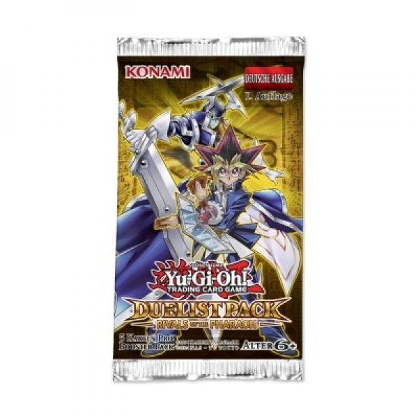 Duelist Pack: Rivals of the Pharaoh Booster Display - Yu-Gi-Oh!