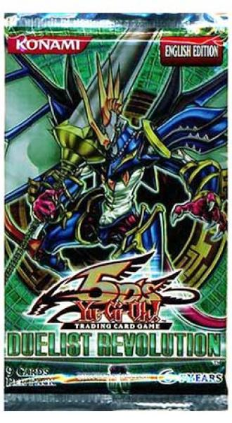 Duelist Revolution Booster Display (Sealed/OVP) - Yu-Gi-Oh!