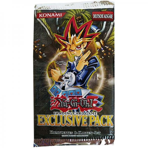 Exclusive Pack Movie Booster - Yu-Gi-Oh!