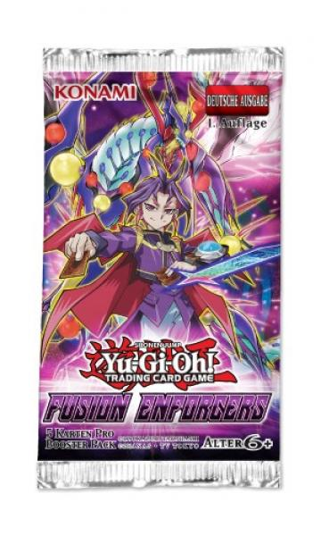 Fusion Enforcers Booster - Yu-Gi-Oh!