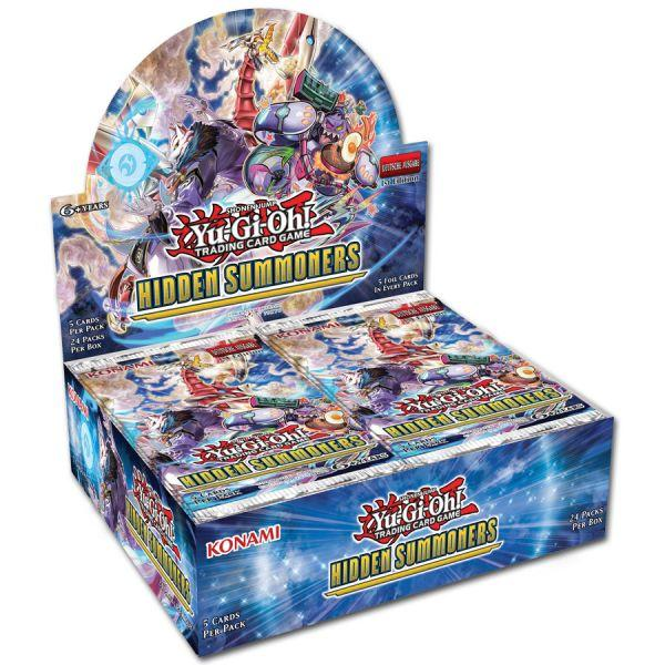 Hidden Summoners Booster Display - Yu-Gi-Oh!