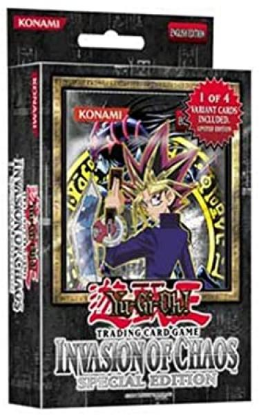 Invasion of Chaos Special Edition (Sealed/OVP) - Yu-Gi-Oh!