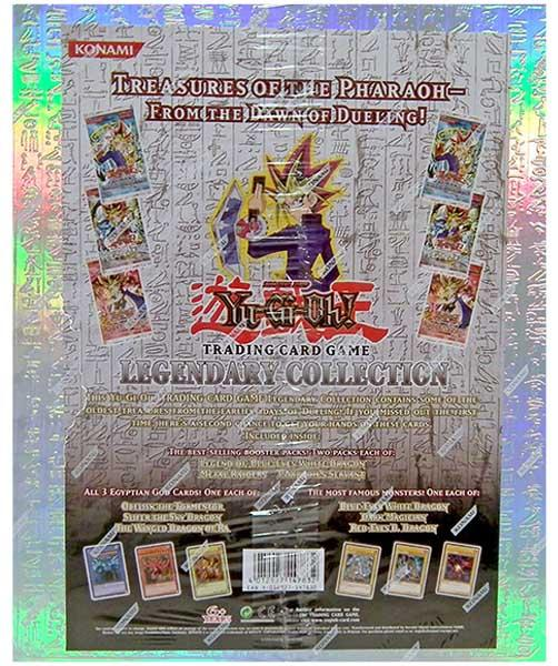Legendary Collection 1 (Binder Edition) - Yu-Gi-Oh!