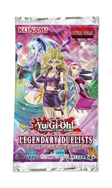 Legendary Duelists: Sisters of the Rose - Yu-Gi-Oh!