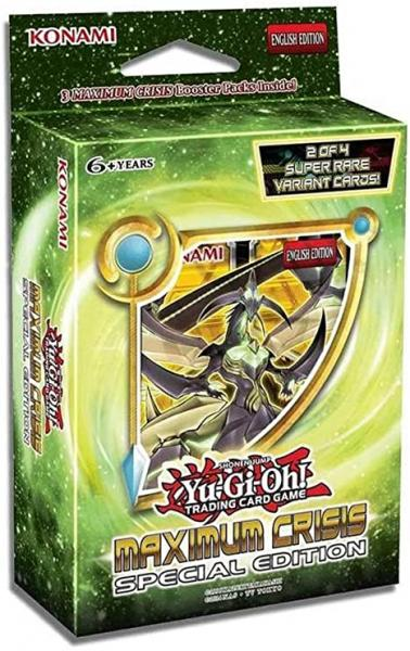 Maximum Crisis Special Edition - Yu-Gi-Oh!