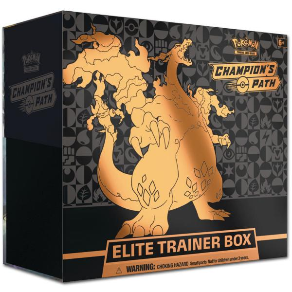 Pokémon Champion's Path Elite Trainerbox