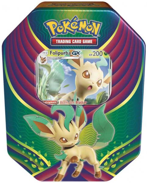 Pokémon Folipurba-GX Tin Box