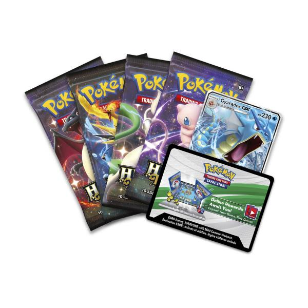 Pokémon Hidden Fates Garados-GX Tin Box