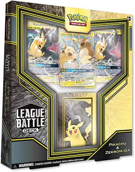 Pokémon League Battle Deck Pikachu & Zekrom