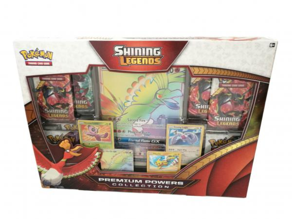 Pokémon Ho-oh Shining Legends POWER Box