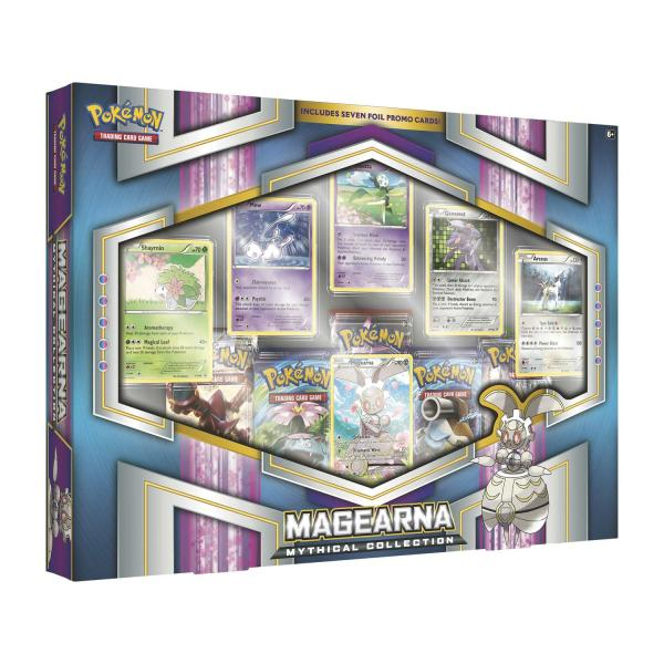 Pokémon Magearna Mythical Collection Box
