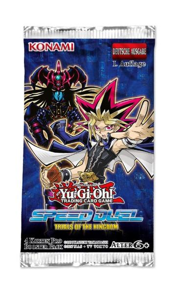 Speed Duel: Trials of the Kingdom Booster Display - Yu-Gi-Oh!