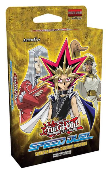 SPEED DUEL Starter Deck Destiny Masters  - Yu-Gi-Oh!