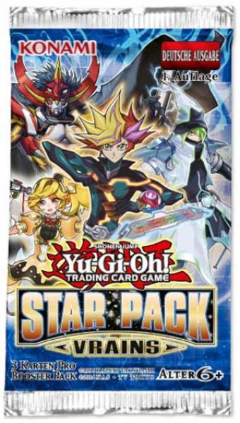 Star Pack VRAINS Booster - Yu-Gi-Oh!