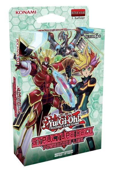 Structure Deck: Powercode Link - Yu-Gi-Oh!