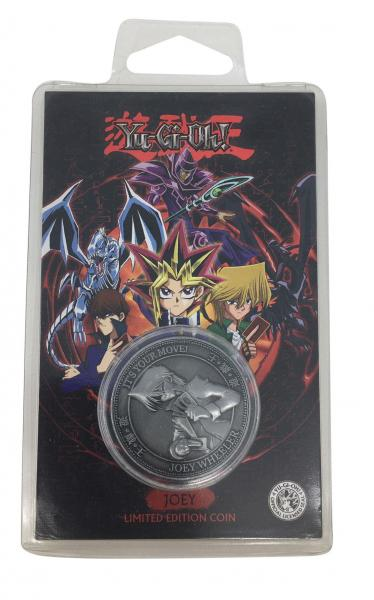 Yu-Gi-Oh! Joey Limited Edition Coin (Münze)