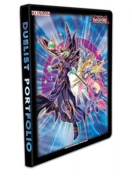 Yu-Gi-Oh! The Dark Magicians Collection Ordner